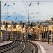 Stock Photo: Nice-Ville station - France
