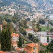 Railway in Garav- French Riviera — Stock Photo #21218407