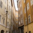 Houses in Salzburg's old town - Austria — Stock Photo #23570783