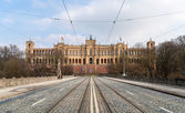 Bavarian State Parliament - Munich, Germany — Stock Photo