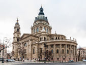 St. Stephen basilica in Budapest, Hungary — Stock Photo