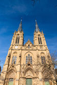 Eglise Sainte-Segolene in Metz - Lorraine, France — Stock Photo