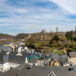 Panoramic view of Luxembourg old town — Stock Photo