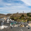 Stock Photo: Panoramic view of Luxembourg old town