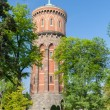 Colmar water tower - Alsace, France — Stock Photo