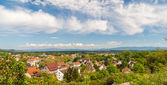 German landscape near Breisach, Baden-Wurttemberg — Stock Photo