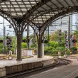 Stock Photo: Cologne main rail station - Germany, North Rhine-Westphalia
