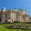 Juliusz Slowacki Theatre in Krakow - Poland — Stock Photo
