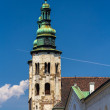 St. Andrew Church in Krakow - Poland — Foto de Stock