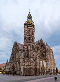 St. Elisabeth Cathedral in Kosice, Slovakia — Stock Photo