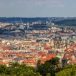 View of Prague Old Town (Stare Mesto) - Czech Republic — Стоковая фотография