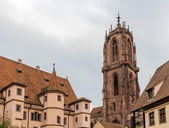 St. George Church in Selestat - Alsace, France — Stock Photo