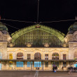 Basel SBB railway station in Switzerland — Stock Photo #38978797