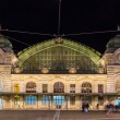 Basel SBB railway station in Switzerland — Stock Photo
