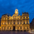 Hotel de ville (City hall) in Lyon, France — Stock Photo