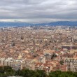 Panorama of Marseille from Notre-Dame de la Garde — Stock Photo #38979699
