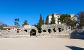Arenes de Cimiez in Nice, French Riviera — Stock Photo