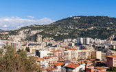 Residential buildings in Nice - France — Stock Photo