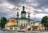 Church of Theodosius of Kiev - Ukraine — Stock Photo