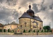 Holy Trinity Church, Kamianets-Podilskyi, Ukraine — Stock Photo