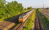 Bölgesel tren strasbourg, fransa — Stok fotoğraf