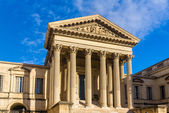 Palais de Justice in Montpellier - France — Stock Photo