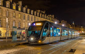 A tram in Bordeaux - France, Aquitaine — Stock Photo