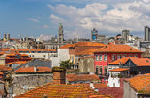 View of Porto old town, Portugal — Stock Photo