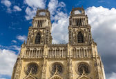 View of Orleans Cathedral - France, region Centre — Stock Photo
