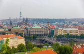 View of Prague Old Town (Stare Mesto) - Czech Republic — Stockfoto