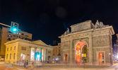 Porta Garibaldi in Milan, Italy — Stock Photo
