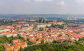 View of Prague Castle (Prazsky hrad) - Czech republic — Stock Photo