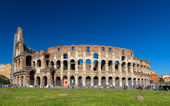 Flavian Amphitheatre (Colosseum) in Rome, Italy — Stock Photo