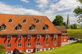 Inside Kastellet, a fortress in Copenhagen — Stock Photo