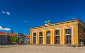 Thorvaldsens Museum in Copenhagen, Denmark — Stock Photo