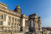 Law Courts of Brussels, Belgium — Stock Photo