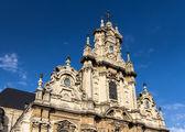 Church Saint John the Baptist in Brussels — Stock Photo