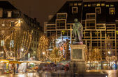 Statue of Jean Baptiste Kleber in Strasbourg, France — Stock Photo