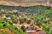 View of Kamianets-Podilskyi city - Ukraine — Stock Photo