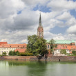 Wroclaw. Poland — Stock Photo
