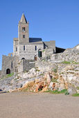 San Pietro,Portovenere,Liguria,Italy — Stock Photo