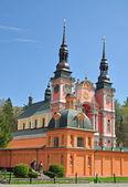 Swieta Lipka,Masuria,Poland — Stock Photo