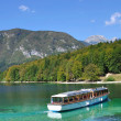 Lake Bohinj,Slovenia - Stock Photo