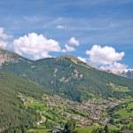 Ortisei,Val Gardena,South Tyrol,Italy — Stock Photo