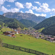 Selva,Val Gardena,South Tyrol,Italy — Stock Photo