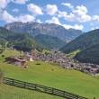 Selva,Val Gardena,South Tyrol,Italy — Stock Photo