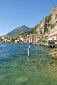 Limone sul Garda,Lake Garda,Italy — Stock Photo