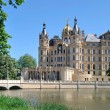 Schwerin Castle,Mecklenburg Lake District,Germany — Stock Photo