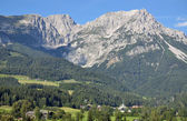 Scheffau am Wilden Kaiser,Tirol,Austria — Stock Photo