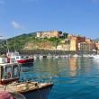 Rio Marina, Elba Island,Tuscany,Italy — Stock Photo